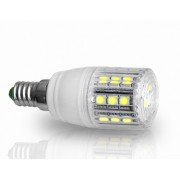 Λάμπα LED E14 5W 24SMD 5050 Mini Corn